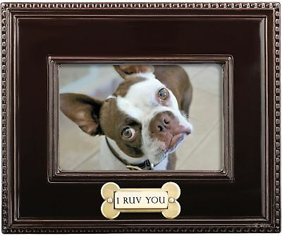 Grasslands Road Pet Dog Cat Picture Frame For 4x6 Photo Who