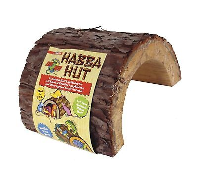 Zoo Med HH-L Habba Hut, Large
