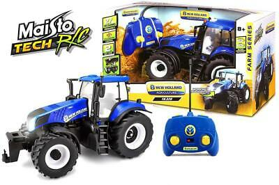 Maisto M82026 1:16 Scale Rc Tractor with Working Headlights And Chunky Off...