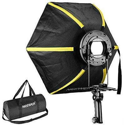 "Neewer® 24"" 60cm Professional Collapsible Hexagonal Softbox Folding Diffuser"