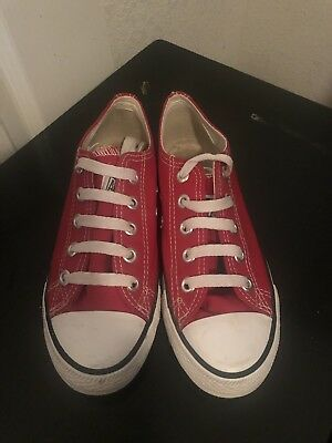 7ffb9dca535 CONVERSE ALL STAR unisex. Men s size 3-M women s size 5 athletic ...