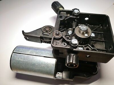 MIG Mechafin Swiss made 12V DC wire drive feeder ME8700 0.8 - 1.2 mm