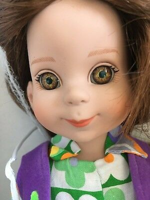 "Tonner BETSY McCALL Collection 14"" Vinyl dressed DOLL Betsy's Style 1970's w/tag"