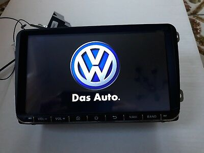 Navigatore TV Android 8.1 Wi-Fi internet radio RDS 6686 qualità top! Volkswagen