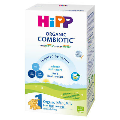 HiPP Organic Combiotic- First Milk Stage- German Formula 1, 2 or 3