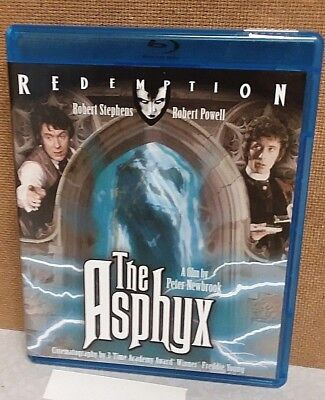 THE ASPHYX & HELL FEST two Blu-ray disks Redemption Films/Kino Lorber horror