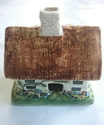 Stunning Essexware cottage designed as ashtray