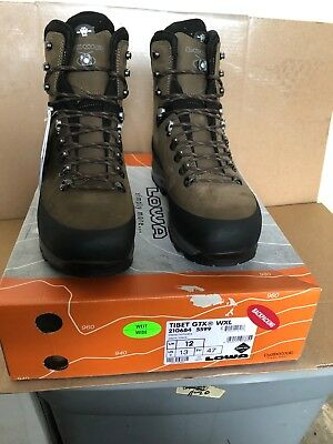 various colors 72a77 848e0 LOWA TIBET GTX Gore-tex Waterproof Hiking Boot...........Excellent Boot