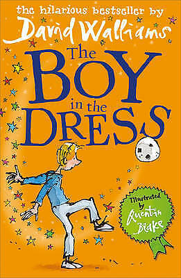 The Boy in the Dress by David Walliams (Paperback, 2009) (I4)