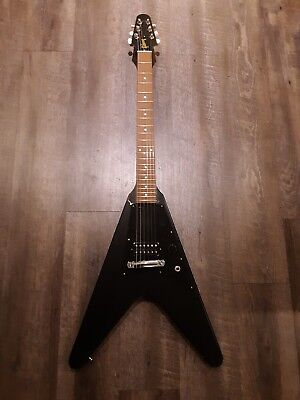 be2256567b GIBSON FLYING V Electric Guitar *For Parts Only* with Gig Bag ...
