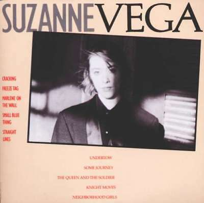 "Suzanne·Vega ""The street corner poetry"" (SACD / CD) SSVS - 009 New from Japan"