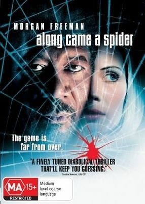 Along Came A Spider (DVD, 2011) Region 4 Brand NEW & Sealed with Free Postage