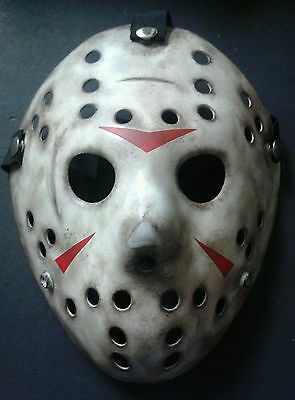 Friday The 13th Part 3 Jason Voorhees Halloween Mask Horror