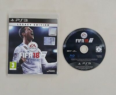 Fifa 18 PS3 Legacy Edition (Versione Italiana)