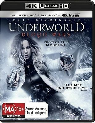 Underworld - Blood Wars 4K Ultra HD : NEW UHD Blu-Ray