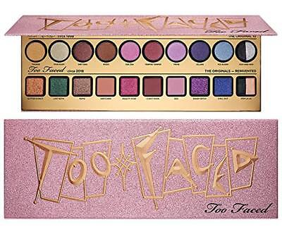 Too Faced - Then & Now Eye Shadow Palette - 20 Colors - Full Size NIB