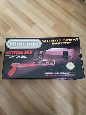 Nintendo NES Action Set Boxed Game Console, Supplied by Gaming Squad