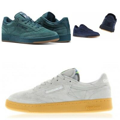 ad6cfecad793 REEBOK CLUB C 85. Men s Sizes. Old School Sneakers. BD6073