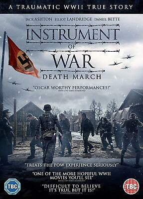 Instrument of War (DVD) Jack Ashton, Elliot Landridge, Daniel Betts