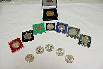 Various Collectors Commemorative Coins, Medal & Crowns