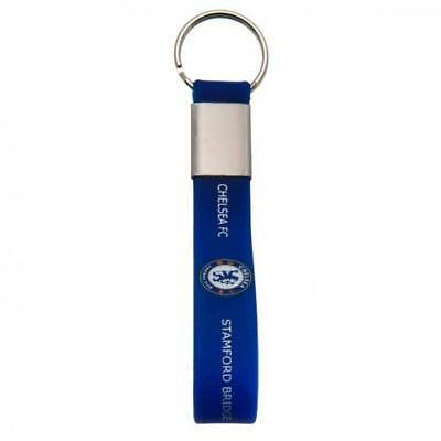 CHELSEA F.C. Silicone Keyring  OFFICIAL LICENSED MERCHANDISE GIFT