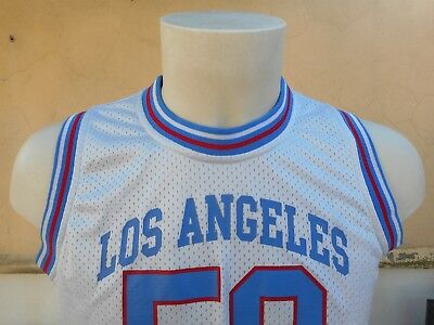 Maglia Baseball Mlb Los Angeles Dodgers Majestic Cooperstown M Shirt Jersey 0011