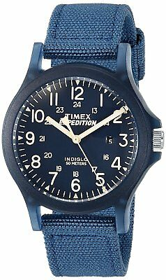 Timex Expedition Acadia Nylon Unisex Watch TW4B09600