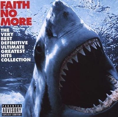 FAITH NO MORE - Definitive - The Very Best Of - Greatest Hits Collection CD NEW