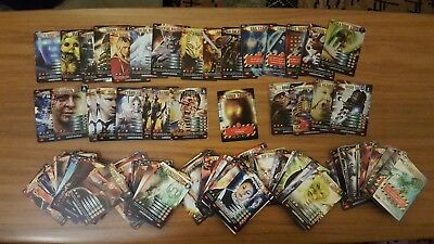 DOCTOR WHO Battle in Time cards EXTERMINATOR incl Super Rose OR singles