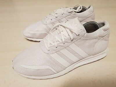 price reduced shop competitive price ADIDAS LOS ANGELES weiss Gr,43 - EUR 35,90 | PicClick DE