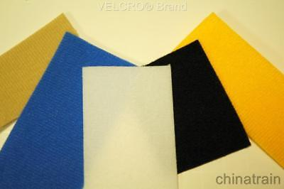 """FREE SHIP Double Sided VELCRO Brand USA One Wrap Tape Straps 1"""" 1.5"""" 2"""" Width"""