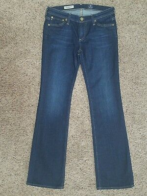 3901b114cf3 AG - ADRIANO GOLDSCHMIED Angelina Petite Bootcut womens jeans size 27R - 27  x 30