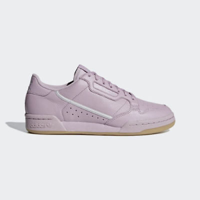 new style 46044 f7a7d G27719 Adidas Originals Womens Continental 80 in Soft Vision  Grey