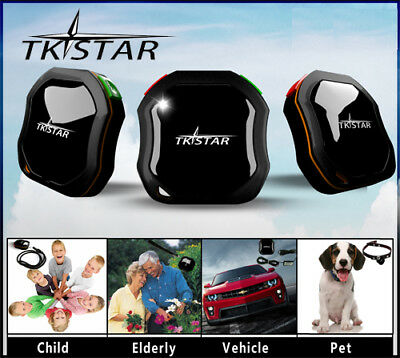 TKSTAR  waterproof Tk star mini gps gsm gprs localizzatore satellita car truck