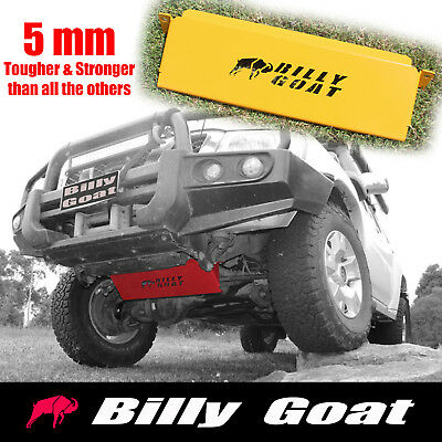 Bash Plate - Nissan GU & GQ Patrol - EXTRA TOUGH 5MM - 2 colours avail