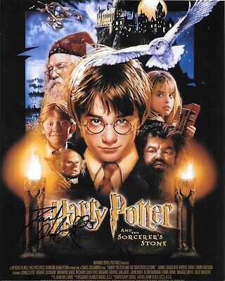 Daniel Radcliffe Harry Potter Movie SIGNED Autographed 8x10 Photo COA