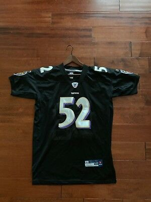 promo code 3940c cbaed 100% AUTHENTIC RAY Lewis Mitchell & Ness 2000 Ravens NFL ...