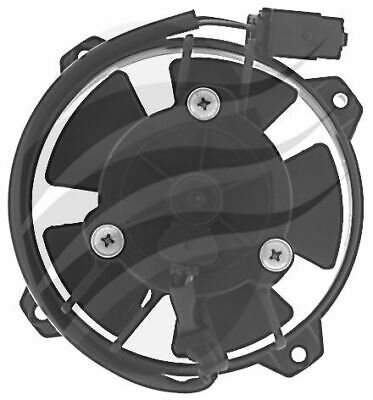"""Spal Thermo Fan 4""""  (96MM) STRAIGHT 12V PULLER 147 CFM New Made in Italy"""