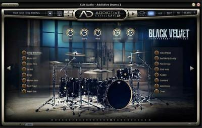 XLN Audio Addictive Drums 2 v2.0.7 Plugin for  Windows only