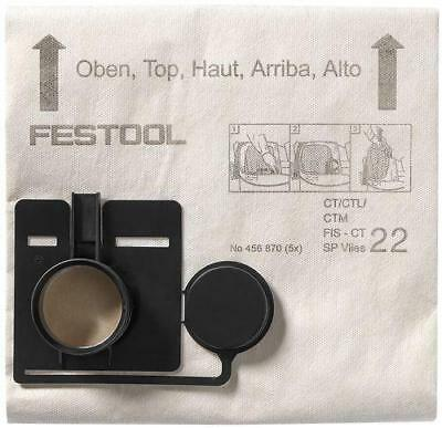 Festool Filtersack FIS-CT 44 SP VLIES/5 | 456874