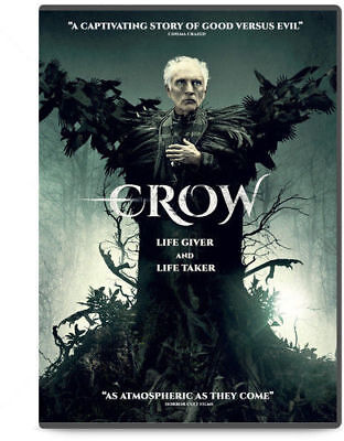 Crow (2016) [New DVD] Ac-3/Dolby Digital, Dolby, Subtitled, Widescreen