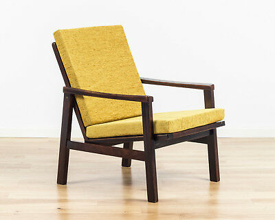 VINTAGE ARMCHAIR  by TON, 60's