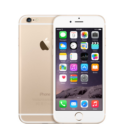 Apple iPhone 6 16GB Gold (Vodafone) A1586 (GSM)  - Grade A Condition