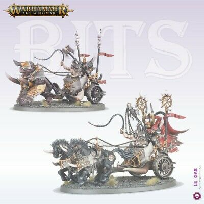 Bits Slaves To Darkness Chaos Chariot Warhammer Age Of Sigmar