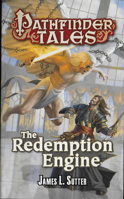 Pathfinder Tales: The Redemption Engine by James L. Sutter (2014, Paperback)