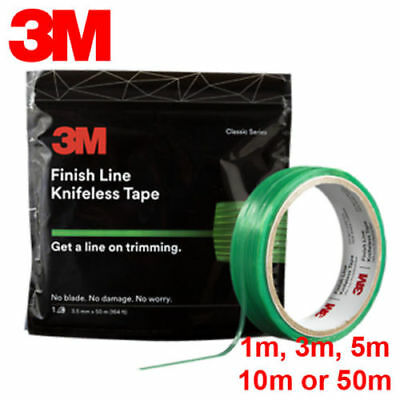From Design Line Knifeless Tape-Car Wrapping Films PVC Decals Striping Wrap Ship