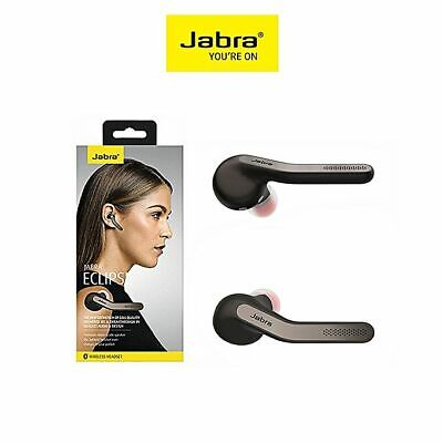Jabra Eclipse Wireless Bluetooth Earset Headset Earbud In-Ear - No Charging Case