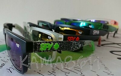 Sunglasses Ken Block Sun Sport Spy + Driver Cycling Men Women Unisex Helm