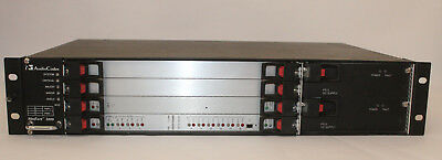 Audiocodes Mediant 3000, 3x T3 DS3  STM1 SS7 TDM VoIP gateway SIP media tp6310