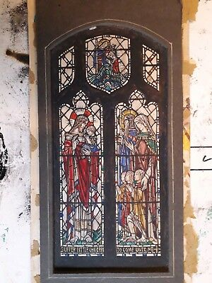 Original drawing For Stained Glass Window